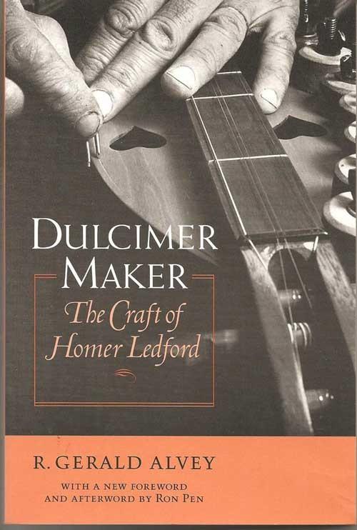 Dulcimer Maker - The Craft of Homer Ledford