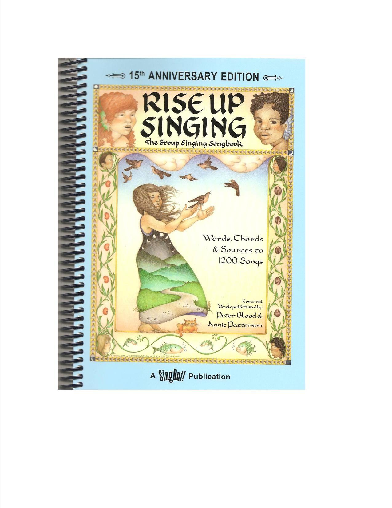Rise Up Singing - Spiral Bound
